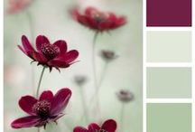 Palettes inspirantes