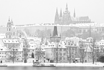 prague never lets you go. / left my heart in praha. / by Jillian Sobeck