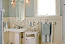 Bathroom ideas / by Cathy V