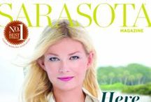 Sarasota Magazine Covers / by Sarasota Magazine