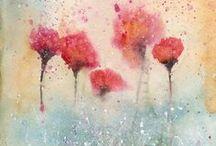 watercolour / by Savannah Wu