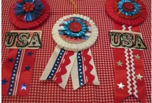 4th of July - Patriotic Decorations