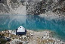 Camping & Hiking  / by Ali Nishiguchi