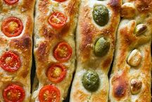Savory Breads / by Roberta Podbilski