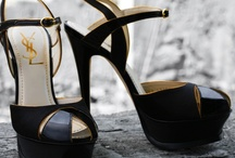 heels and shoes..