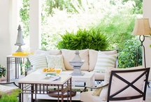 outdoor living / by Margaret Priester