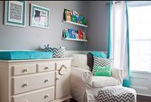 Nursery Inspiration / by {Not Quite} Susie Homemaker