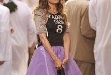 The amazing Carrie Bradshaw<3