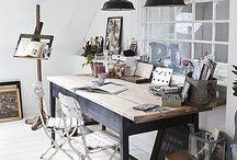 Studios / Creative work environments