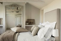bedrooms / by Kate