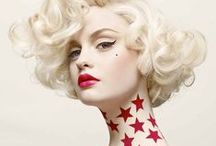 Fashion Editorial Hair Inspirations / Hair style Ideas for photoshoots and fashion shows.