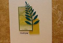 Card Inspiration / by Gail Wood