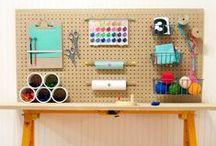 Home :: Studio + Kids / Ideas for the playground / studio / lab / house