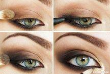 Gorg Makeup!  / by Meg DiLello