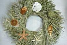 Seashell Wreaths