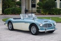 Classic Cars / Classic, vintage cars from around the world.
