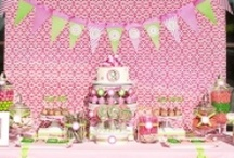 Party Ideas / by Joelle Owl-Cat