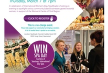 York Region Events / Things to do to support our community