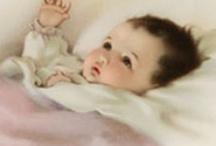 Art Featuring Babies and Children
