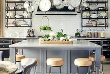 Kitchen Inspiration / by Diana Blundell