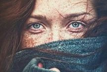 rEDHEADS & fRECKLES •• / Deeply obsessed with redheads and freckles. They are just simply gourgeous.