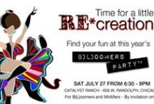 B(L)oomers Party™ 2013 / Featuring some of the awesome sponsors and stories from the #bloomersparty / by Boombox Network