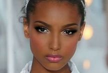 Wedding Make-up / make-up Inspirations for the wedding day