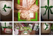 Creative Gift Wrapping / Gift wrapping ideas / by Diana Medina