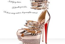 Shoes, Shoes and more glorious shoes / by Michelle