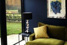 Home :: Green + Upholstery