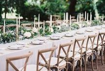 italian inspired alfresco wedding / by Nadia Hung