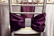 Wedding Chairs / Decorative chairs for the ceremony to the reception