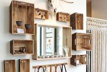 Design :: EPA Made Showroom + Storefront / Ideas for EPA Made's new storefront @_epamade_