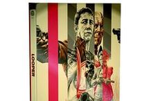 Mondo X SteelBooks / Mondo X SteelBooks feature limited edition artwork for classic and contemporary films on Blu-Ray.  Packaged in steel cases the Blu-Rays are exclusive to Best Buy Canada.  / by Best Buy Canada