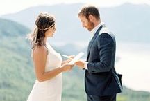 ::fine art wedding: westcoast elopement / vancouver wedding photography / by Nadia Hung Photography