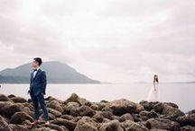 ::fine art wedding:: lummi island destination wedding / Vancouver destination wedding photography / by Nadia Hung Photography