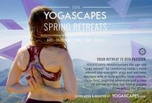 Spring / Find recipes and other Spring inspiration to envision your 2016 escape with #yogascapes