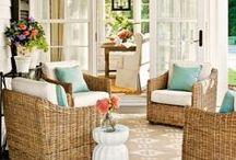Peaceful Pretty Porches