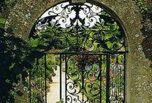 Behind The Garden Gate / by Debbie Howard