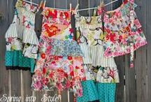 Apron Strings or Heart Strings / a collection of aprons old and new / by Debbie Howard