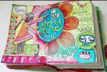 Art Journaling / by Debbie Howard