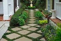 Garden Down The Path / all kinds of paths in gardens