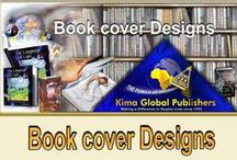 Book cover designs / A collection of book covers I find inspiring from other designers and the book covers I created for our own Publishing company Kimabooks.com  Most of these designs are influenced by the Author's tastes for their book that can make a difference to peoples lives.