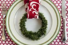 Christmas with the Hen / by Hen House Linens