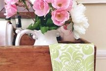 Mothers Day with The Hen /   / by Hen House Linens