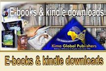 E-books & kindle downloads / Free kindle downloads from other authors on Pinterest. The ebooks Kima Global have published and other ebooks you have read and like to promote here.