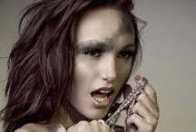 All Melody's Makeup & TV Work / A peek into some of my professional work, both as a Makeup Artist & TV Beauty Expert