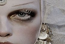 Creative Makeup/Fashion Inspiration / Maybe not your everyday look. Color, style, fashion and makeup to inspire creativity.