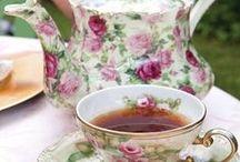 Tea Time / by Diane Lewis