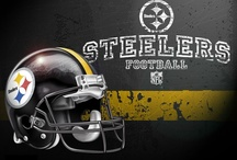 Steelers / by Rose Pituch